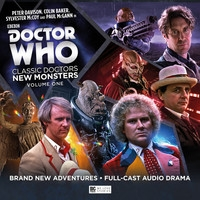 Classic Doctors New Monsters Volume 01