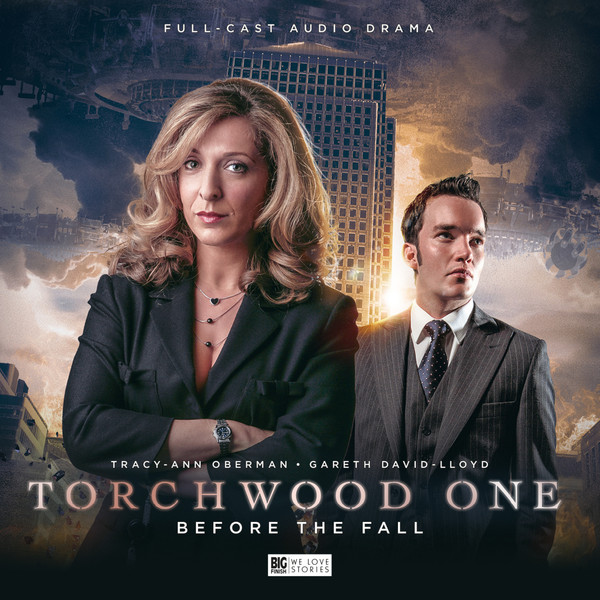 BF - Torchwood - Before The Fall (split) - Joseph Lidster, Jenny T Colgan,Matt Fitton