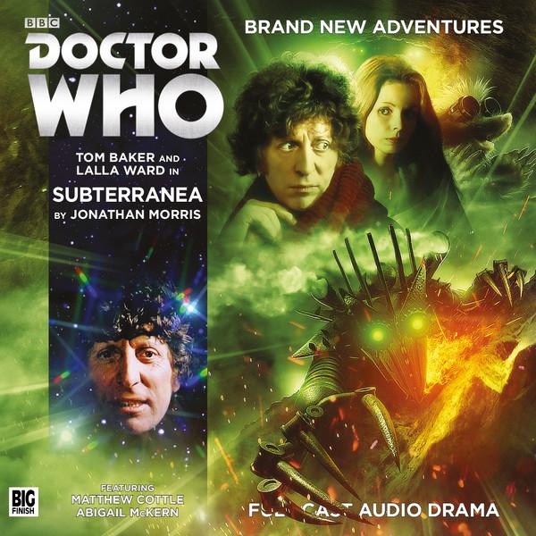 BF - Fourth Doctor Adventures - 6.06 - Subterranea - Jonathan Morris
