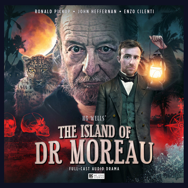 BF - HG Wells - The Island of Dr Moreau - HG Wells; Ken Bentley