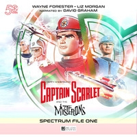 Captain Scarlet and the Mysterons - Spectrum File 1