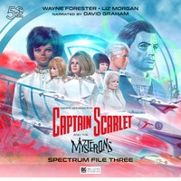 Captain Scarlet and the Mysterons - Spectrum File 3