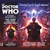 The Third Doctor Adventures Volume 01