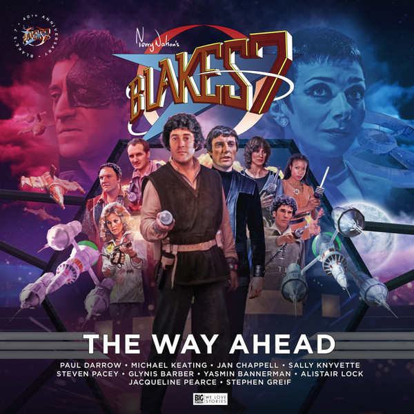 The Way Ahead cover art