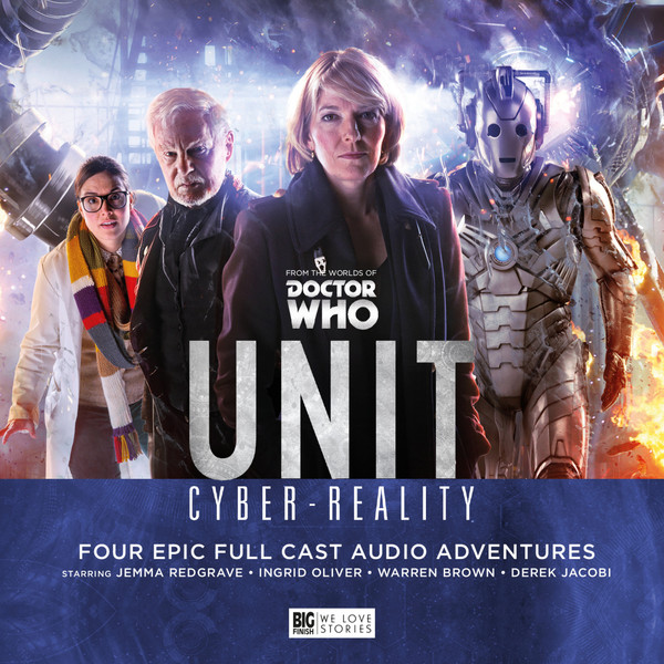 BF - Doctor Who Spinoff - UNIT (Cyber-Reality) - Matt Fitton, Guy Adams