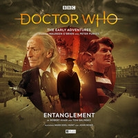 Entanglement - Big Finish - Robert Khan and Tom Salinsky