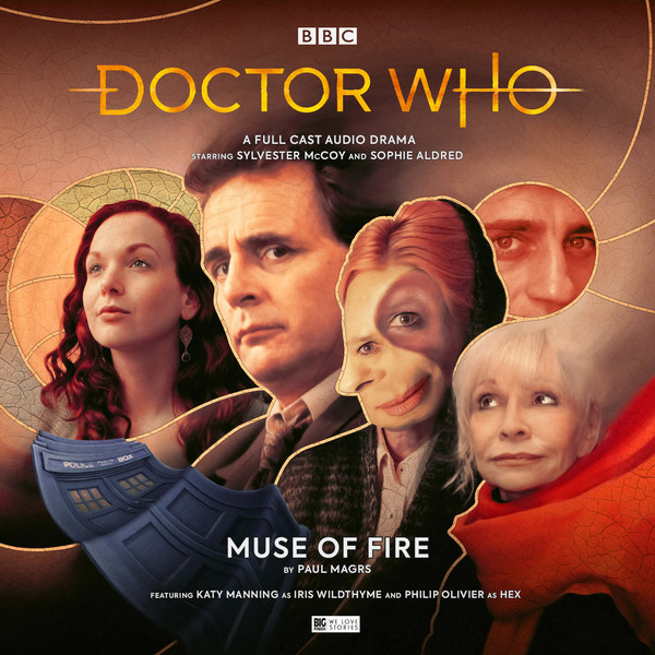 BF - Doctor Who - Monthly Range - 245. MUSE OF FIRE - Paul Magrs