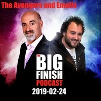 Big Finish Podcast 2019-02-24 The Avengers and Listeners' Emails