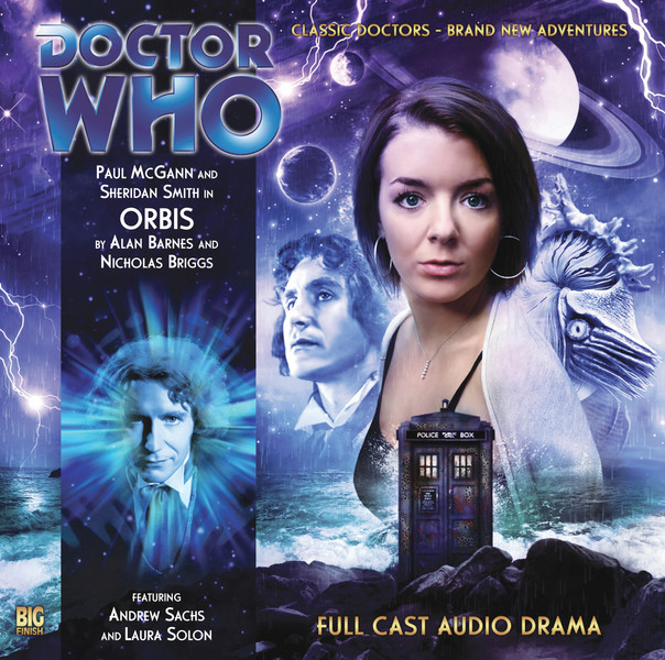 3 1 Orbis Doctor Who Eighth Doctor Adventures Big