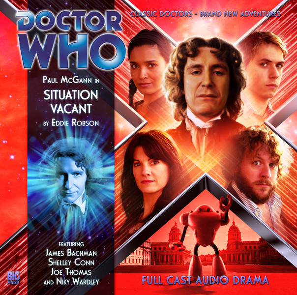 Doctor Who - Eighth Doctor Adventures - Situation Vacant - Download