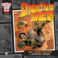 Strontium Dog: Fire from Heaven