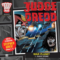 Judge Dredd: War Planet