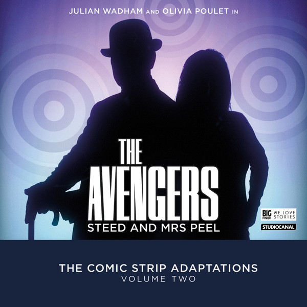 BF - The Avengers - The Comic Strip Adaptations Vol. 2 - Paul Morris, Simon Barnard, Matt Fitton, Robert Khan, Tom Salinsky, John Dorney