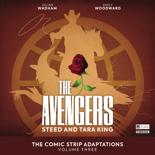 The Avengers: The Comic Strip Adaptation Steed and Tara King