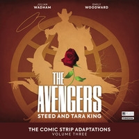 The Avengers: The Comic Strip Adaptations Volume 03