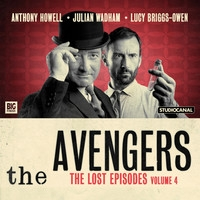 The Avengers: The Lost Episodes Volume 04