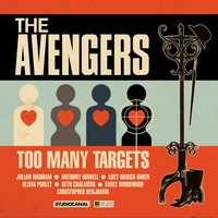 BF - The Avengers - Steed and Mrs Peel - Too Many Targets - John Peel, Dave Rogers, John Dorney