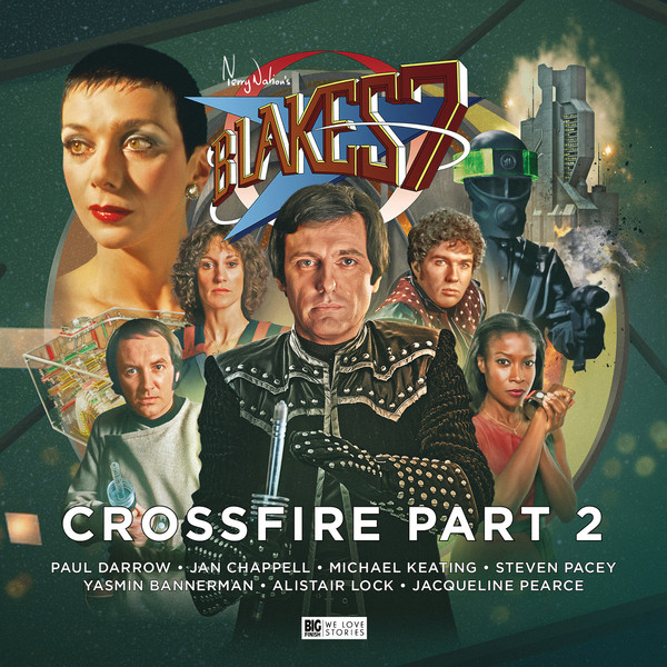 Crossfire Part Two cover art