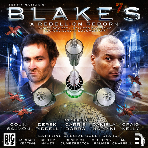Blake's 7 - The Ultimate Audio Collection - B7, BBC, Big Finish, and Magic Bullet - Various