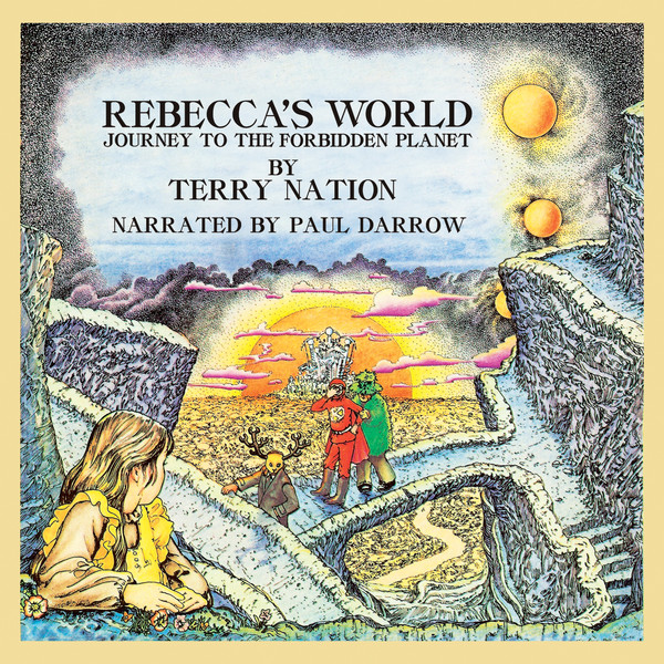 Rebecca's World  ( Journey to the Forbidden Planet ) - Big Finish Productions - Terry Nation