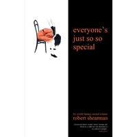 Everyone's Just So So Special (Hardback)