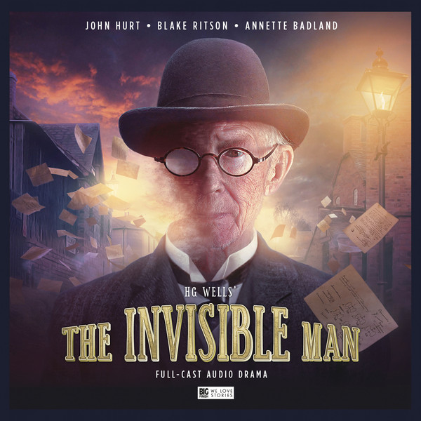 BF - HG Wells - The Invisible Man - HG Wells; Jonathan Barnes