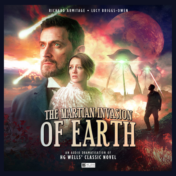 BF - HG Wells - The Martian Invasion Of Earth - HG Wells, dramatised by Nicholas Briggs