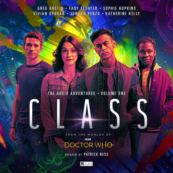 BF - Doctor Who - Class - Volume 01 - Roy Gill, Jenny T Colgan, Scott Handcock