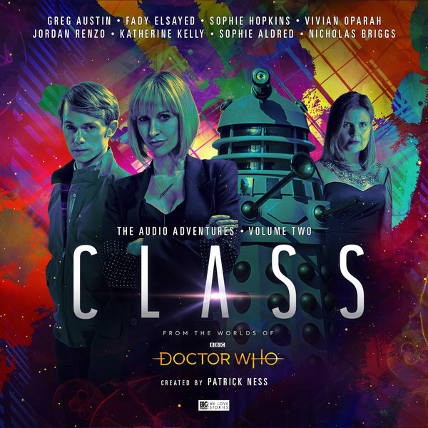 BF - Doctor Who - Class - Volume 02 - Tim Foley, Tim Leng, Guy Adams