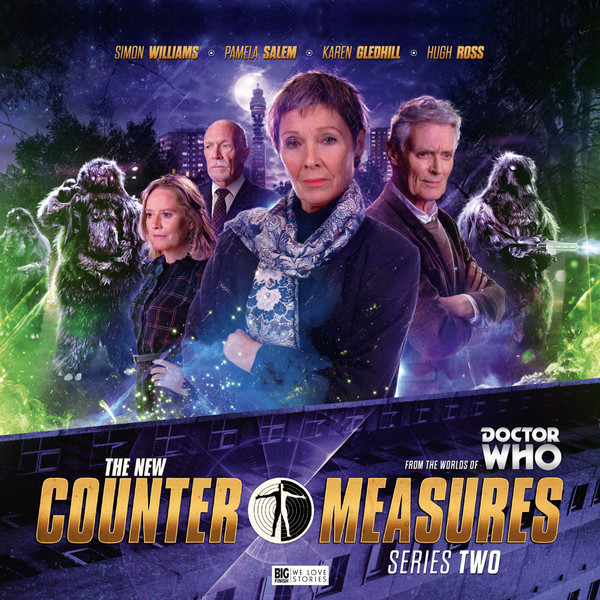 BF - The New Counter-Measures - Series 2 - Roland Moore, Christopher Hatherall, Robert Khan, Tom Salinsky, Andy Frankham-Allen