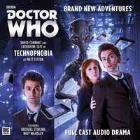 The Tenth Doctor Adventures: Technophobia