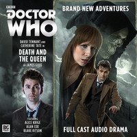 The Tenth Doctor Adventures: Death and the Queen