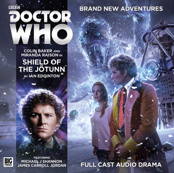 206. Shield of Jötunn - Doctor Who, Big Finish