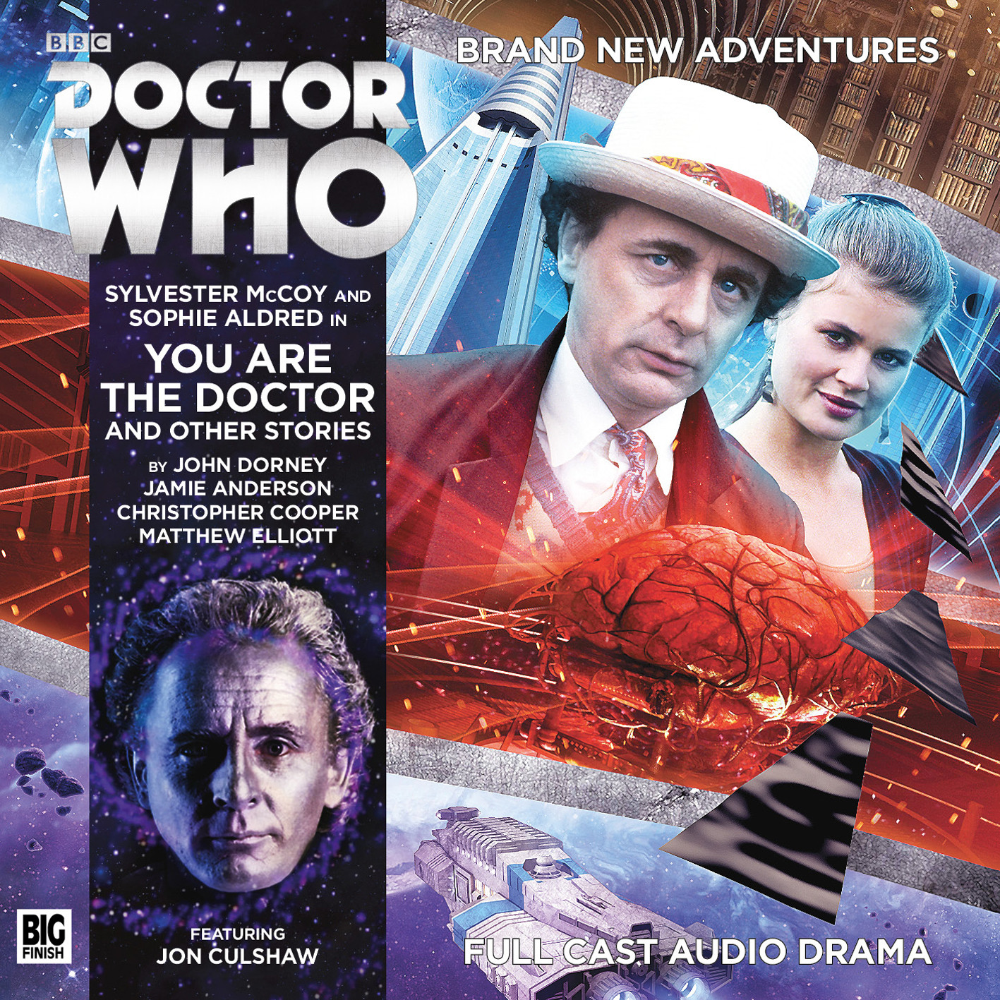 You Are the Doctor and Other Stories and The Caves of Erith - John Dorney, Jamie Anderson, Christopher Cooper, Matthew Elliott, Alice Cavender