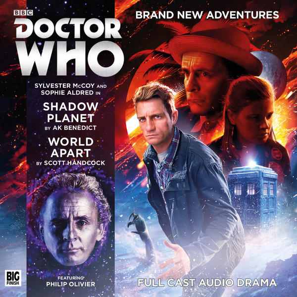 BF - Doctor Who - Monthly Range - 226. SHADOW PLANET / WORLD APART - AK Benedict, Scott Handcock