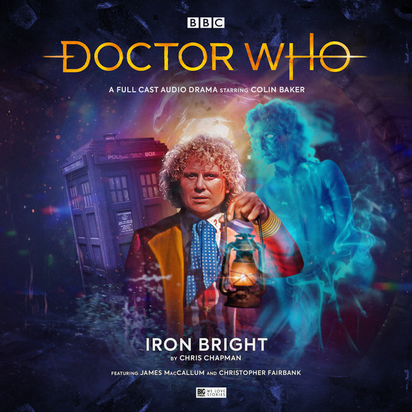 BF - Doctor Who - Monthly Range - 239. IRON BRIGHT - Chris Chapman