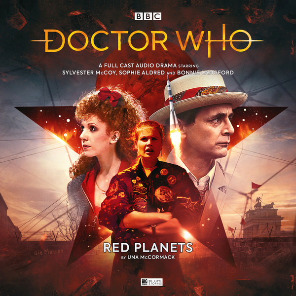 BF - Doctor Who - Monthly Range - 241. RED PLANETS - Una McCormack