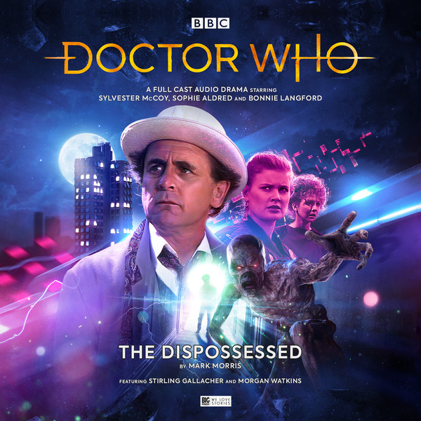 BF - Doctor Who - Monthly Range - 242. THE DISPOSSESSED - Mark Morris