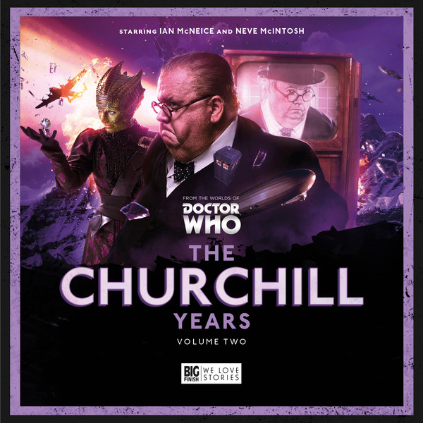 The Churchill Years - Human Conflict - Big Finish