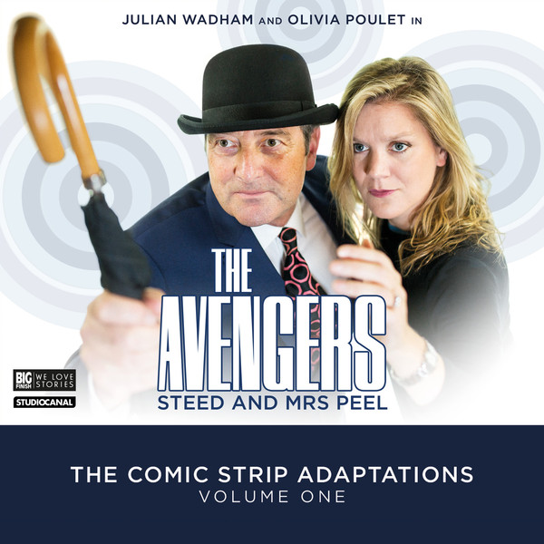 BF - The Avengers - The Comic Strip Adaptations Vol. 1 - Simon Barnard, Paul Morris, Paul Magrs, John Dorney