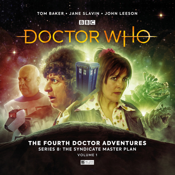 Doctor Who: The Fourth Doctor Adventures Series 8 Volume 1