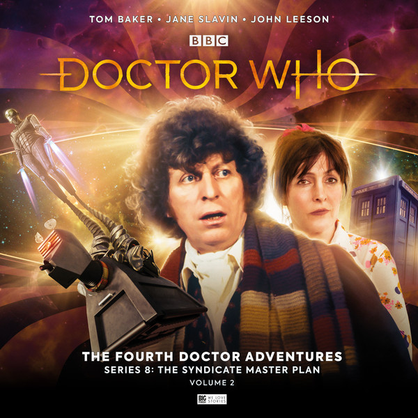 Doctor Who: The Fourth Doctor Adventures, Series 8: The Syndicate Master Plan Volume 2