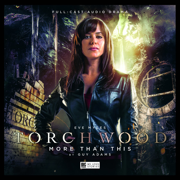 Torchwood: Uncanny Valley 1.6 Cover