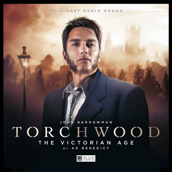 Torchwood: The Victorian Age 2.1 Cover