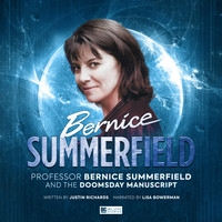 Bernice Summerfield: The Doomsday Manuscript (Audiobook)
