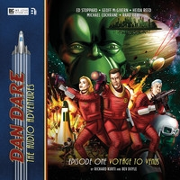 Dan Dare: Voyage to Venus Chapter 1