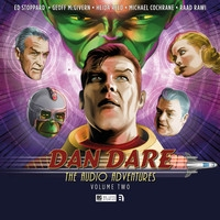 Dan Dare Volume 02