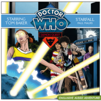 Doctor Who: Demon Quest - Volume 4: Starfall