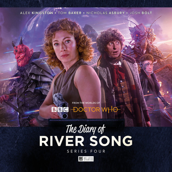 BF - Doctor Who - The Diary Of River Song - Series 4 - Emma Reeves, Matt Fitton, Donald McLeary, John Dorney