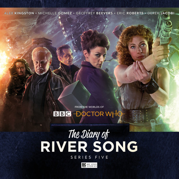The Diary fo River Song series 5